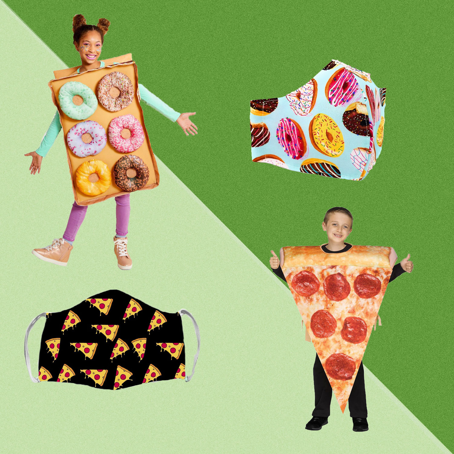 These 12 Food-Themed Halloween Costumes Are Perfect for Kids