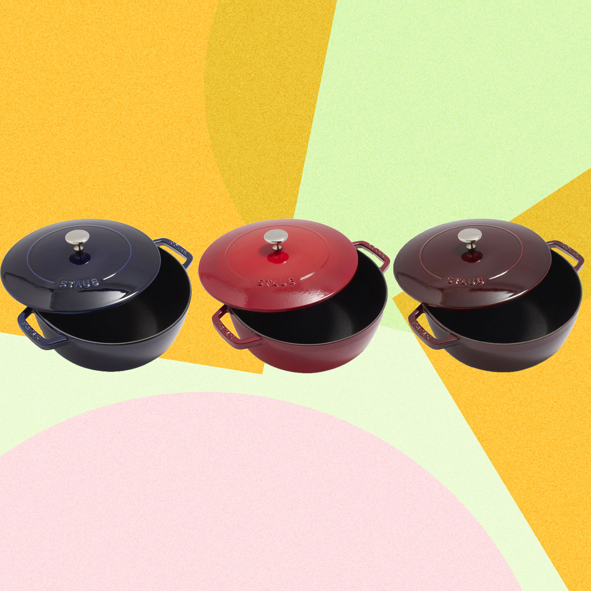 Holiday Gift Alert: This Staub Dutch Oven Is Over Half Off Right Now